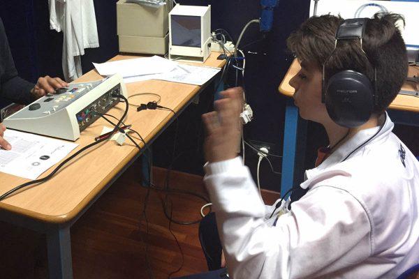 corso di audiofonologia